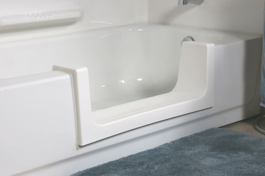 Bathtub Conversions. Bathroom Renovations